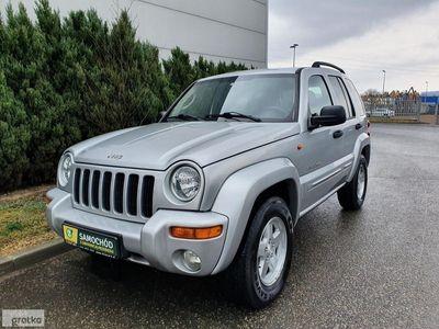 używany Jeep Cherokee III [KJ] 2.8 CRD 150KM 4x4 Limited Gwarancja