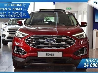 używany Ford Edge ST-Line ST Line 2.0 EcoBlue 238KM 4X4 Twin-Turbo A8/Automat Felgi 21
