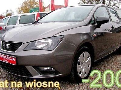 używany Seat Ibiza V Zakupiona w Salpnie Serwisowana w ASO Bezwypadkowa