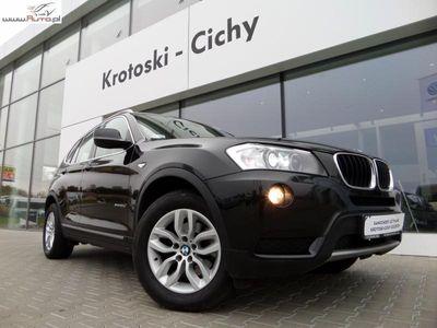 używany BMW X3 2dm 184KM 2011r. 137 482km