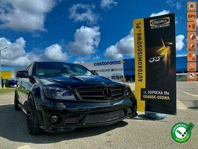 używany Mercedes C63 AMG AMG 6.3dm 457KM 2008r. 189 000km