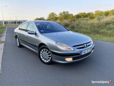 używany Peugeot 607 2.0 benzyna, 2004rok! Długie opłaty! Full opcja!