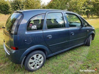używany Opel Meriva 2006 r. 1,7 Cdti