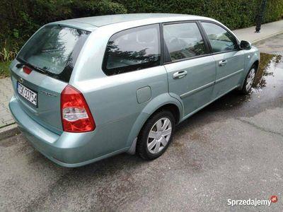 używany Chevrolet Lacetti 1,6 BENZYNA KOMBI 2005 108KM klimatyzacja