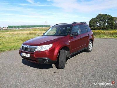używany Subaru Forester 2008 2.5 benzyna