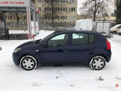 używany Dacia Sandero 1.4 Benzyna Klimatyzacja Bezwypadkowy