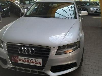 używany Audi A4 2dm 143KM 2009r. 52 000km