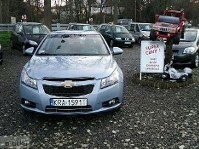 używany Chevrolet Cruze -Nie martw się o przerejestrowanie do 180 DNI
