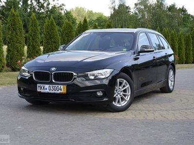 używany BMW 318 SERIA 3 d F31 LCI 150KM Navi LED Elektryczna Klapa PDC