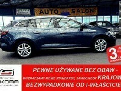 używany Renault Mégane GrandTour IV 3-LATA GWARANCJA I-wł Kraj Bezwypadkowy NAVI FV23%