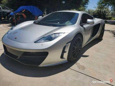 używany McLaren MP4-12C MP4-12C Automotive3.8 TWIN-TURBO V8 benz. 600KM 7-bieg.2011