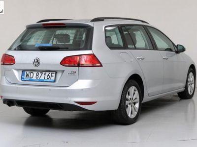 używany VW Golf VII 1.6dm3 105KM 2014r. 74 861km WD8716F # Comfortline # Serwisowany # Kombi # Możliwy leasing #