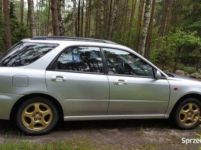 używany Subaru Impreza GD 1.6 LPG 4X4 AWD