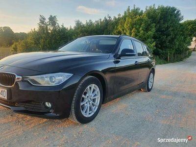 używany BMW 316 F31 D 2013 rok