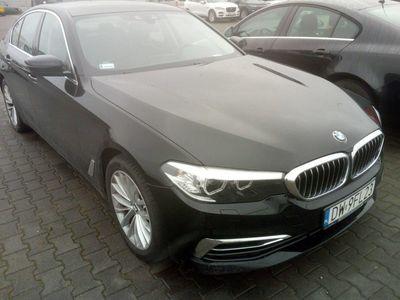 używany BMW 520 2dm 190KM 2019r. 25 652km