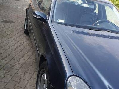 używany Mercedes E200 W 211CDI