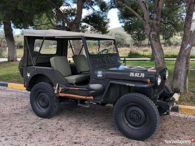 używany Jeep Willys M38