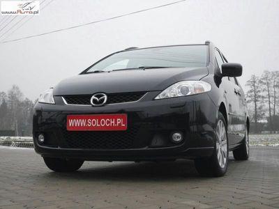 używany Mazda 5 2dm 143KM 2007r. 145 000km