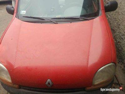 używany Renault Kangoo 1.4 benzyna+gaz