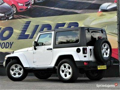 używany Jeep Wrangler 3.6dm 284KM 2012r. 93 000km