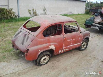 używany Fiat 600 Zastawa 750 1956 rok