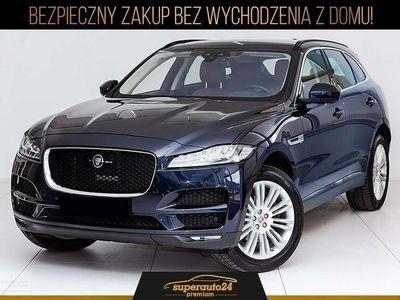 używany Jaguar F-Pace 2.0 i4P AWD (250KM) | PORTFOLIO | Formalności bez wychodzenia z domu