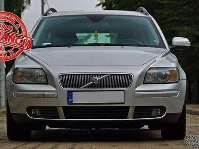 używany Volvo V50 2dm 136KM 2007r. 250 000km