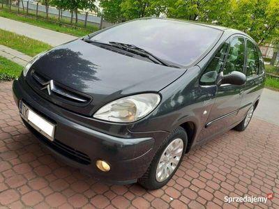 używany Citroën Xsara Picasso 1.8Benzyna+GAZ Sekwencja Klima Alufelgi