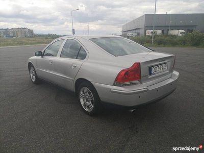 używany Volvo S60 idealny bez wkladu