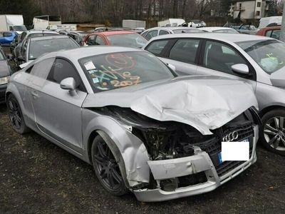 używany Audi TT 2dm 200KM 2007r. 277 930km