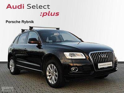 używany Audi Q5 I (8R) 2,0 TDI 177KM, 4x4,IWł,SalonPL,S-Tronic,Ksenon,Skóra,Tempomat,FV23%, Rybnik