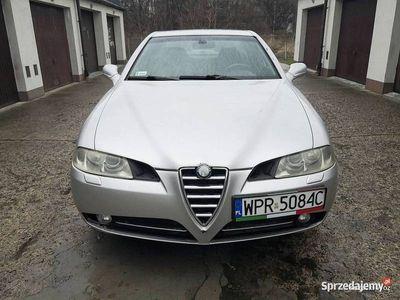używany Alfa Romeo 166 2.4 JTD 150 KM