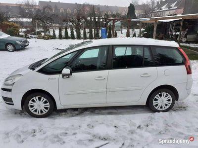 używany Citroën Grand C4 Picasso 1,6 120KM Tylko 126tys km