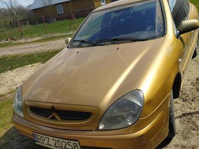używany Citroën Xsara 2.0 hdi