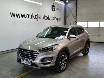 używany Hyundai Tucson 1.6dm 136KM 2019r. 36 626km