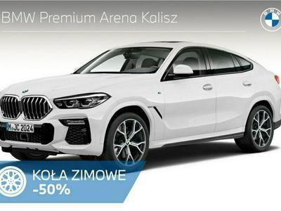 używany BMW X6 3dm 340KM 2020r. 5km