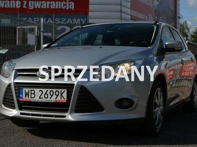używany Ford Focus III 1.6 TDCI 115 KM, Salon PL, FV 23%,