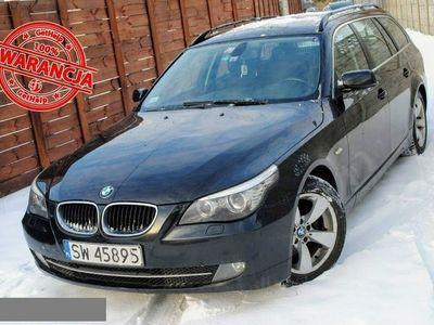 używany BMW 501 520 2dm 210KM 2008r.750km