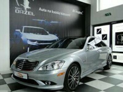 używany Mercedes S500 Klasa S W2214-Matic