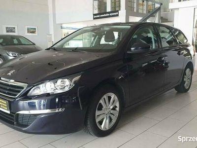 używany Peugeot 308 SW 1.6dm 120KM 2017r. 79 694km