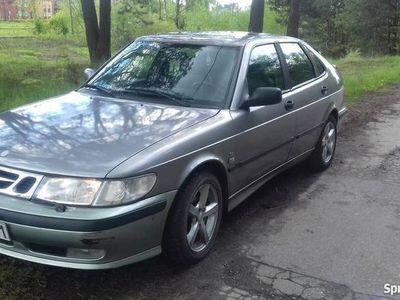 używany Saab 9-3 2.2