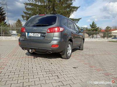 używany Hyundai Santa Fe 2.7 V6 gaz