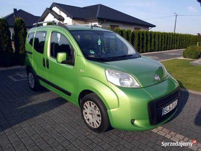 używany Fiat Qubo 1,4 Benzyna 90KM Klima Super Stan