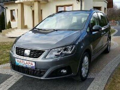 używany Seat Alhambra II 2.0 TDI Style DSG JAK NOWA TYLKO 35 TYS.KM. VAT23%