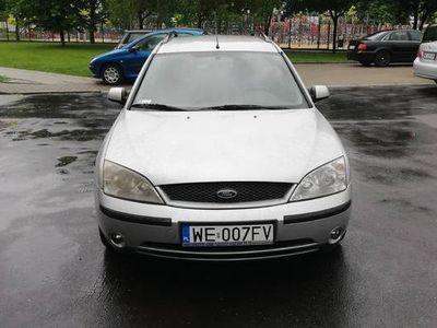 używany Ford Mondeo Mk3 Kombi 2.0, 145KM, 2002r. LPG