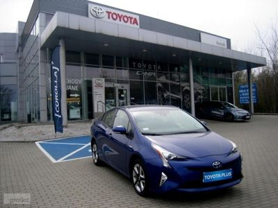 używany Toyota Prius III 1.8 Hybrid Premium + Navi oferta ASD Toyoty