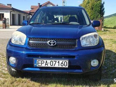 używany Toyota RAV4 2.0 vvti Export