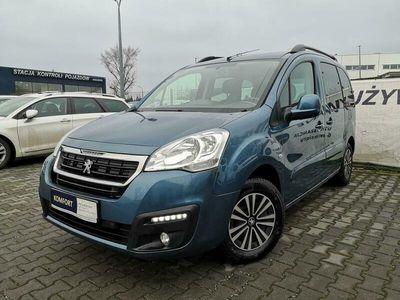 używany Peugeot Partner II 1.6 BlueHDi Active