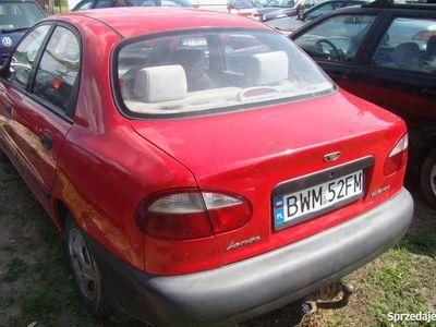 używany Chevrolet Lanos 1.4 benz-lpg z 2003r Sienkiewicze Krupniki