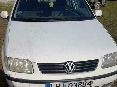 używany VW Polo 1.9 SDI 2000r. Diesel